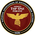 National Association of Distinguished Counsel logo