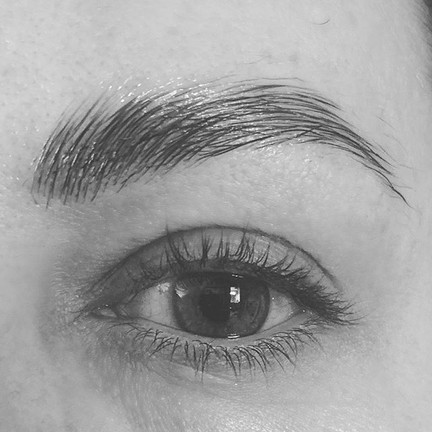 Did my own brow lamination! I Like! This
