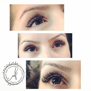 🤩🧚🏻♀️🦄💫✨💥 #lashes #hybridlashes #denverbeauty #volumeextensions #freshbrows #freshlashes