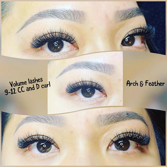 Short and and all fluff! 💕 #lashes #vol