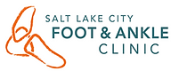 salt lake city foot & ankle clinic logo