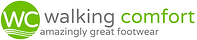 walking comfort logo