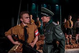 Das letzte Aufgebot, Junges Theater Bonn, Sandra Kernenbach