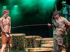 JTB, Dschungelbuch, Junges Theater Bonn, Sandra Kernenbach