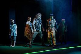 Ronja Räubertochter, Junges Theater Bonn, Sandra Kernenbach