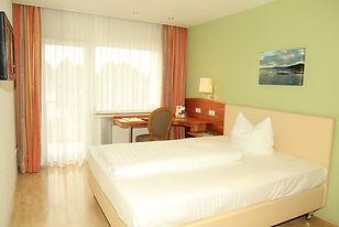 Einzelzimmer Landidyll Hotel Weidenbrück