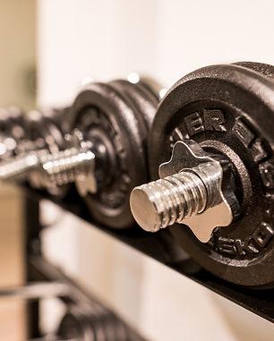 Unser Hotel Fitness Gym