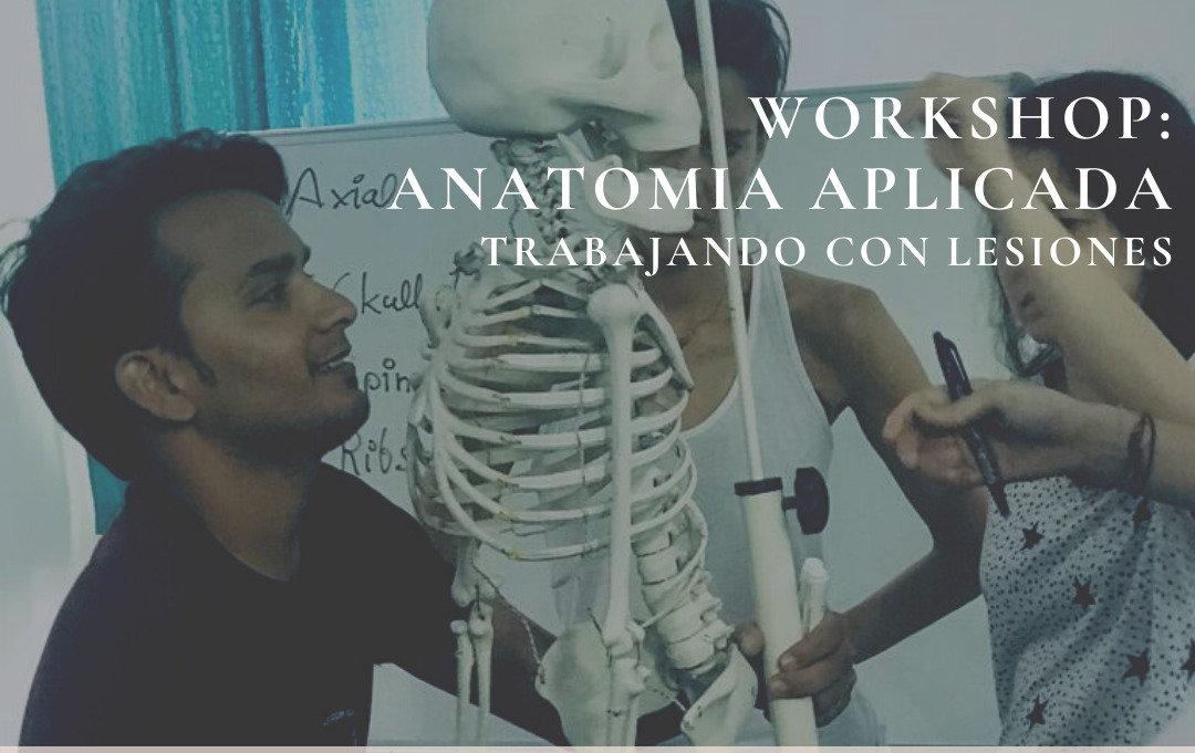 WORKSHOP ANATOMÍA APLICADA