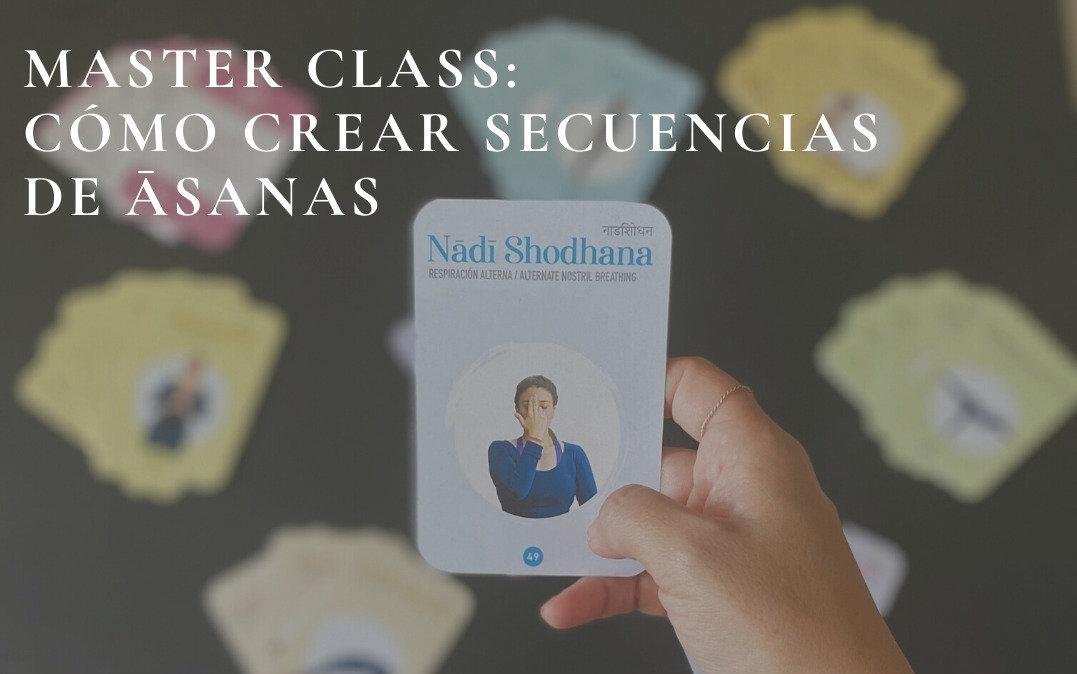 Master Class cómo crear secuencias