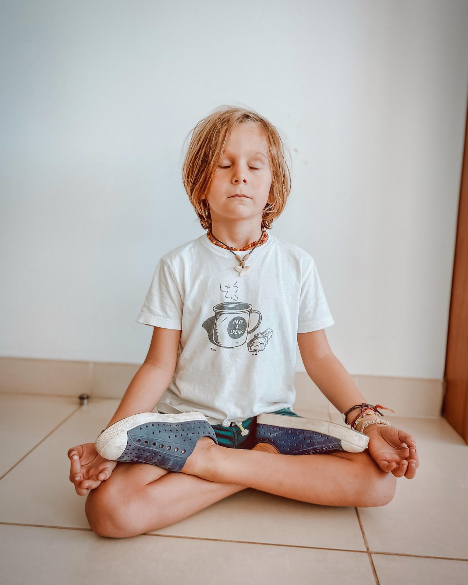 Formación de Yoga para niñ@s