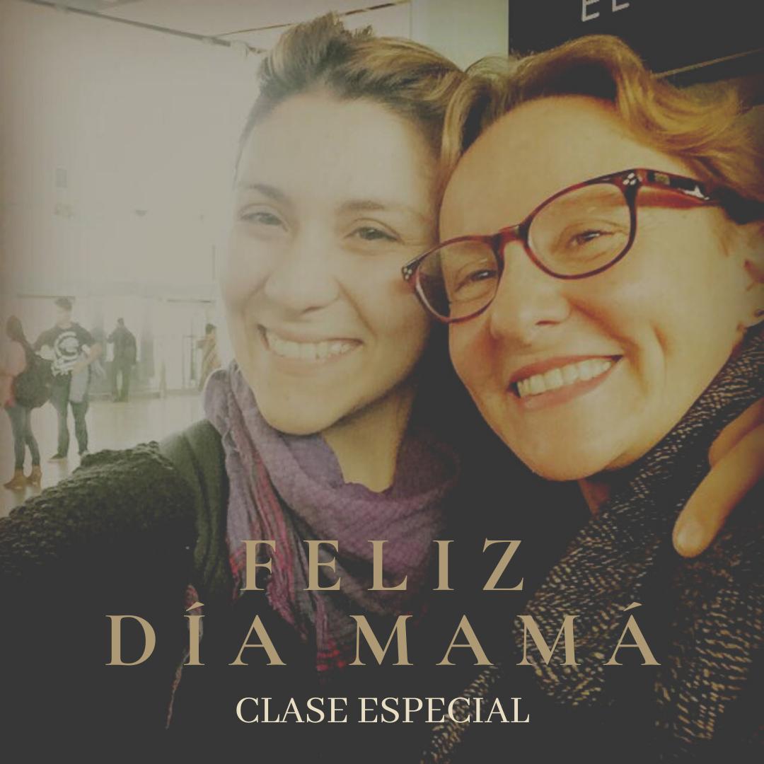 CLASE DÍA DE LA MADRE