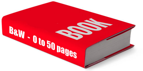 Book scanning - Destructive B&W