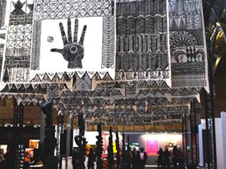Akaa : l'art contemporain d'une Afrique sans frontières