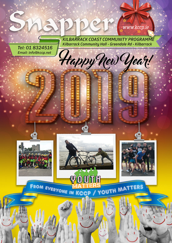"The latest ""Snapper"" January 2019"