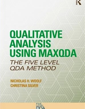 Pat Bazeley reviews the Five-Level QDA Method