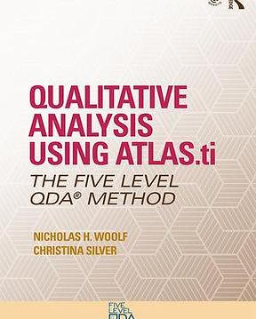 Qualitative analysis using ATLAS.ti