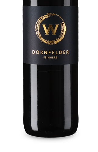 2018er Dornfelder feinherb