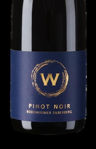 Expertise Pinot Noir trocken Bodenheimer Silberberg