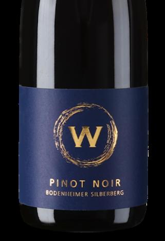 2018er Pinot Noir Bodenheimer Burgweg Reserve
