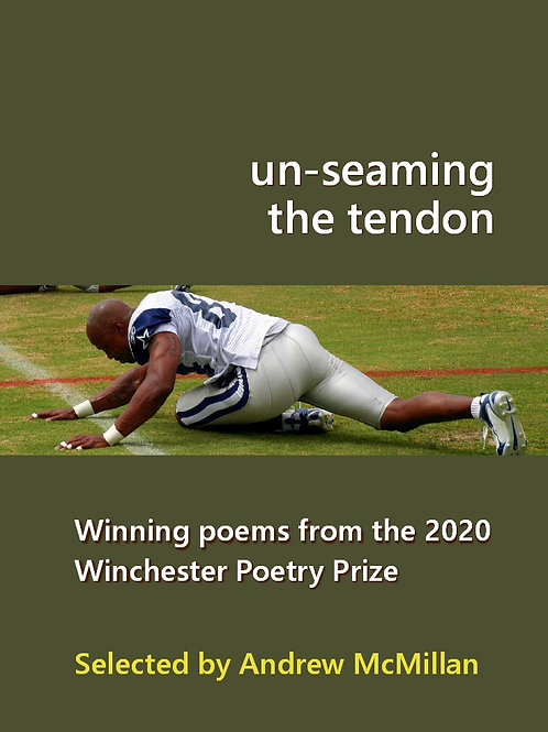 un-seaming the tendon