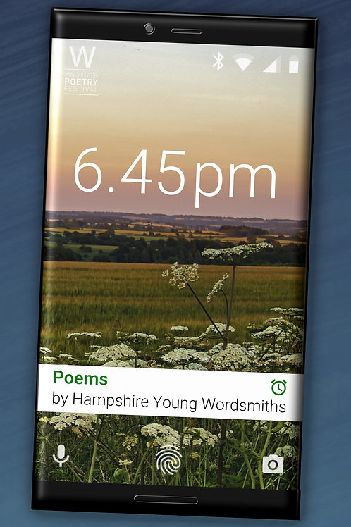 6:45pm Poems by Hampshire Young Wordsmiths