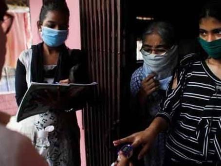 Are Female COVID-19 Volunteers Safe in India?