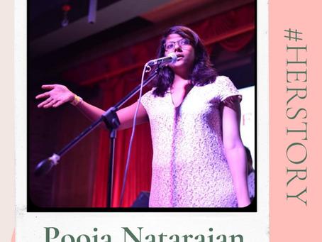 #HerStory with Pooja Nataranjan