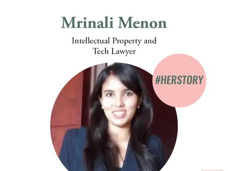 #HerStory with Mrinali Menon