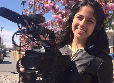 #HerCareers interview with Shibani Gokhale on journalism