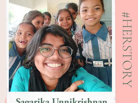 #HerStory with Sagarika Unnikrishnan