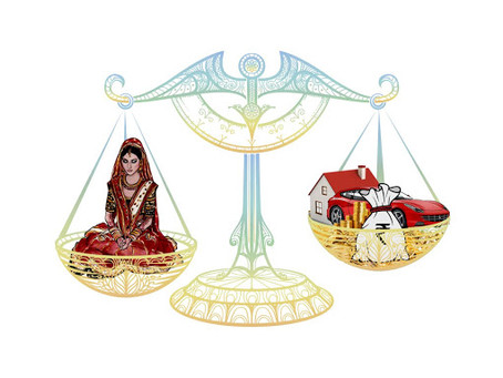 A Balanced Study on the Evil Practice of Dowry