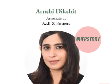 #HerStory with Arushi Dikshit