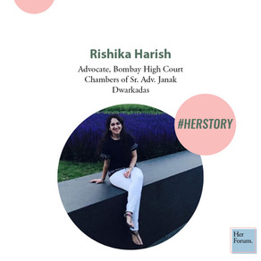 #HerStory with Rishika Harish