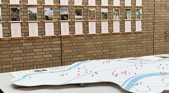 えどがわアートプロジェクト 江戸川区 地点採集