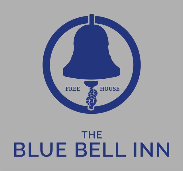 The Blue Bell Inn Logo CMYK Stacked - Fu