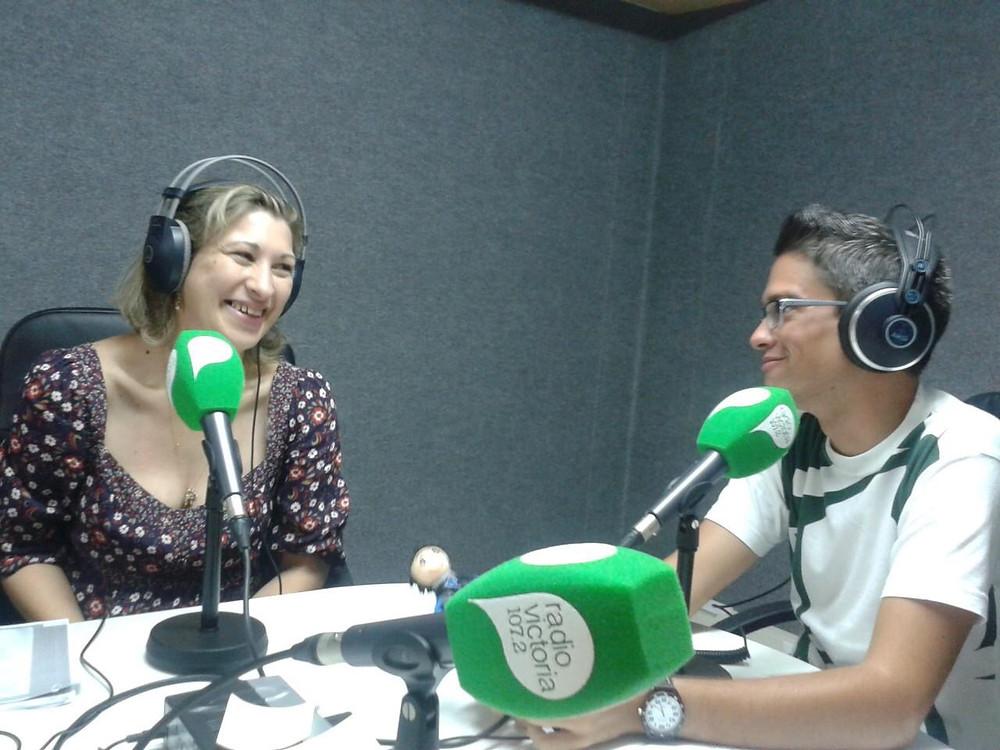 COMONO comunicacion Nuestro Rincón Radio Victoria