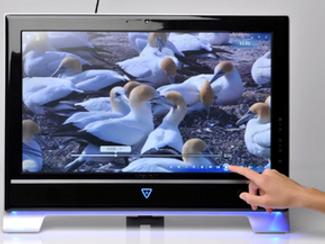 La televisión, el interfaz natural en el hogar