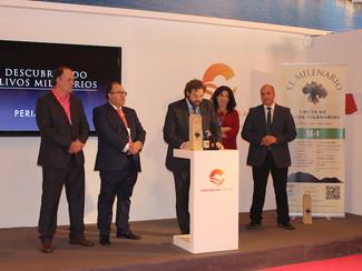 COMONÓ Comunicación presenta la Primera Ruta de Olivos Milenarios de Málaga en FITUR