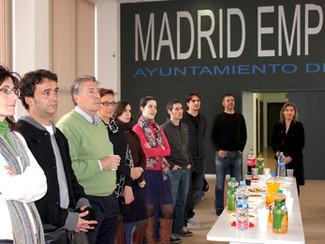 Presentación COMONÓ en Madrid. Nota de Prensa