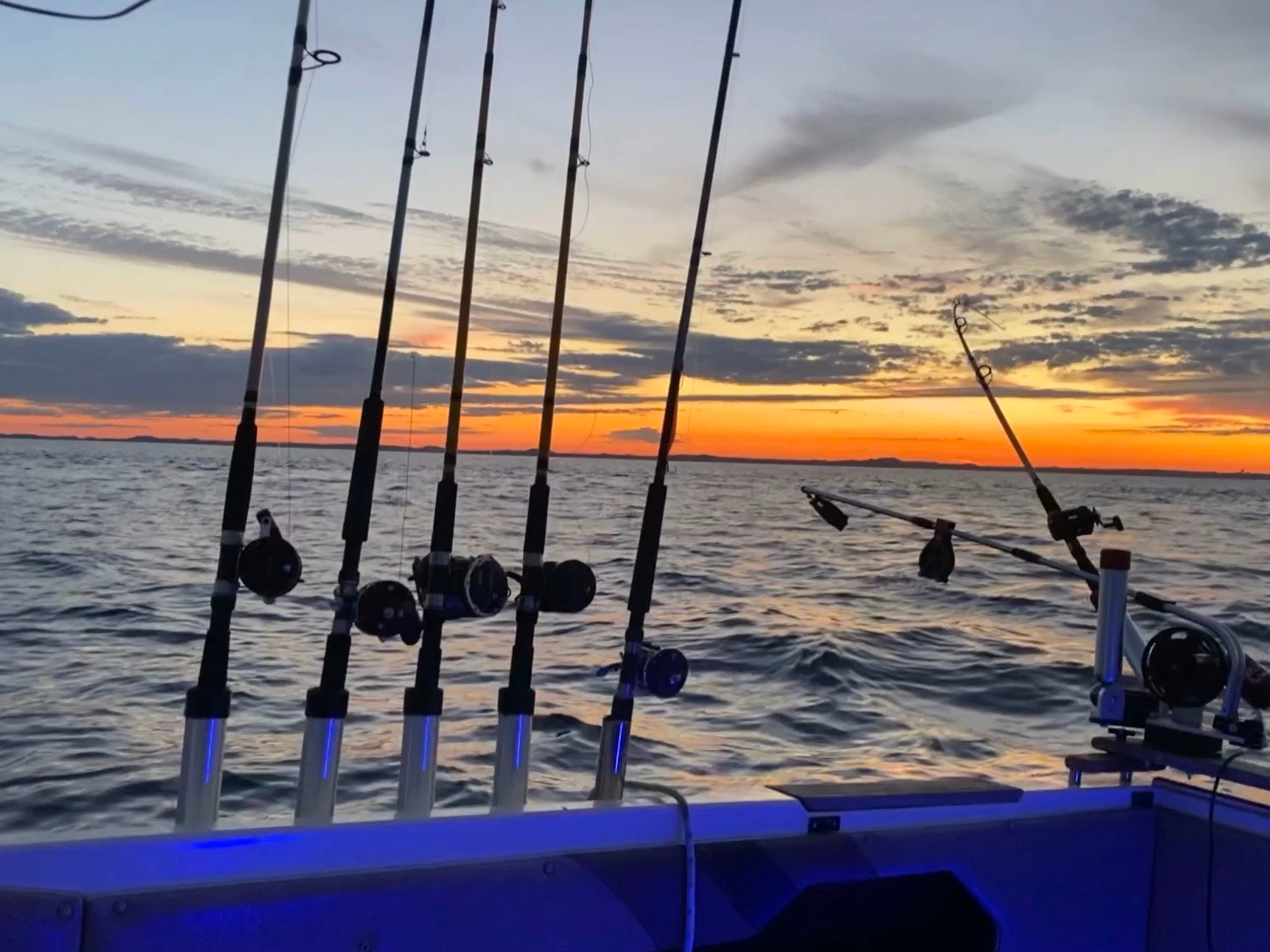 Full day fishing trip
