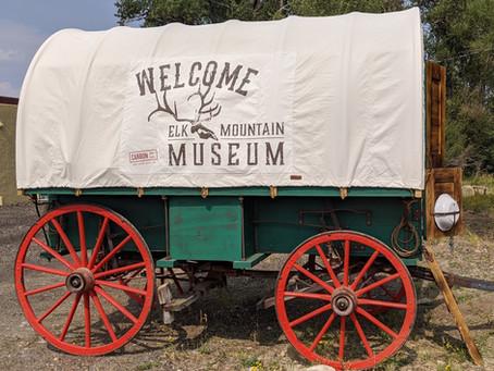 Restoring A Sheep Wagon