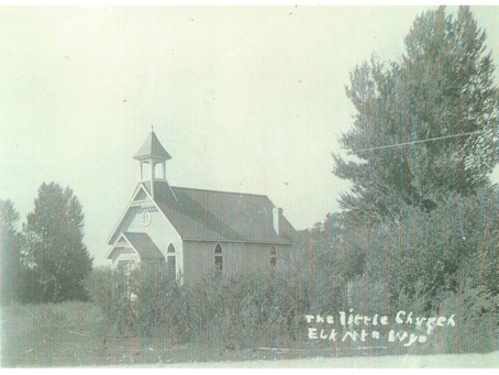 A Short History of the People's Church of Elk Mountain