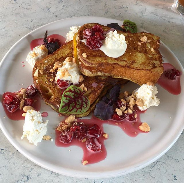 Best French Toast I've consumed in my li
