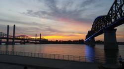 The two bridges