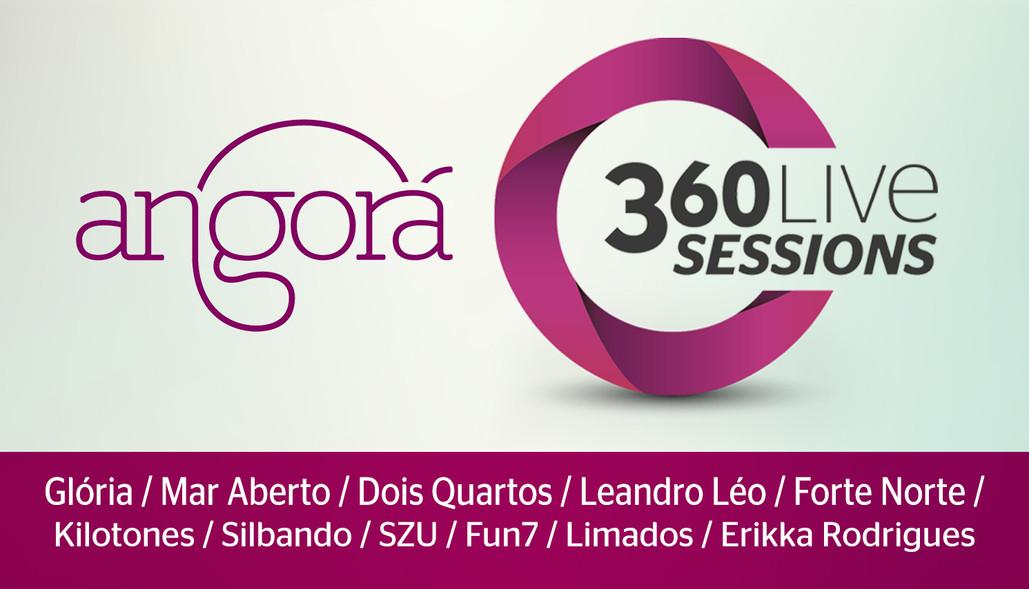 Angorá Music | 360 Live Sessions