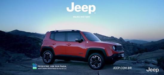 Jeep Renegade - Águas de Março