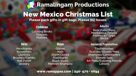 Ramalingam Productions