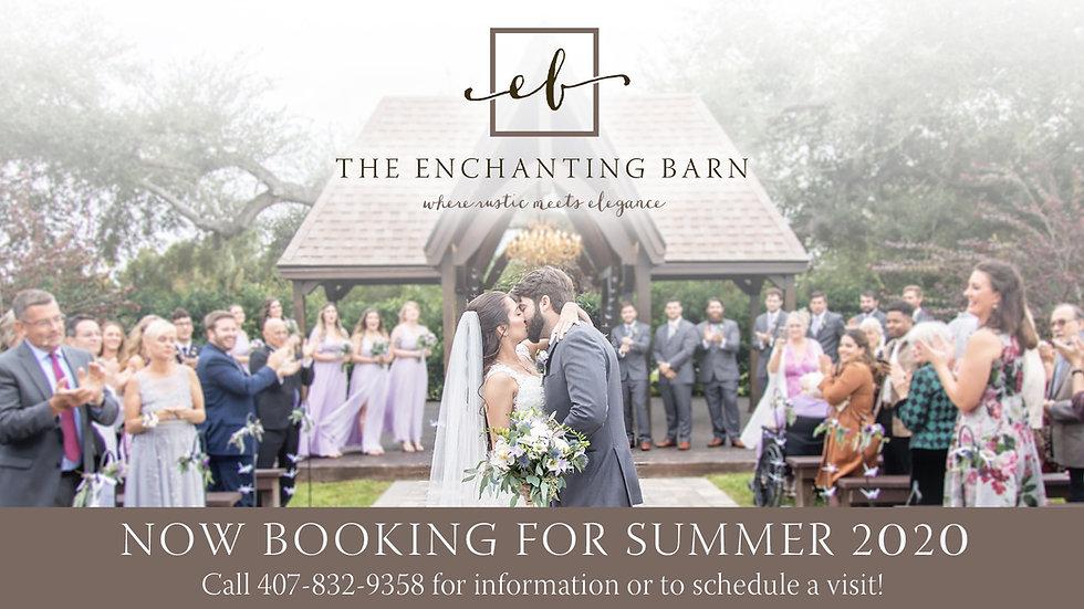 The Enchanting Barn - Barn Weddings in F