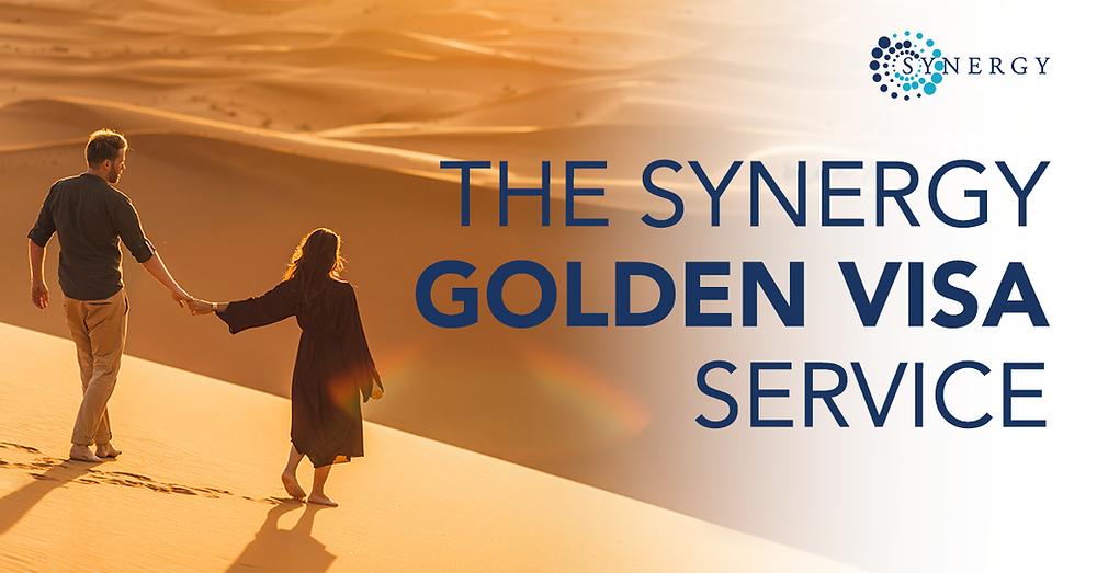 Golden Visa Dubai, Synergy Gulf Golden Visa Service UAE