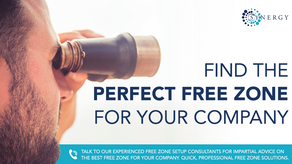 Finding the right UAE Free Zone for your business